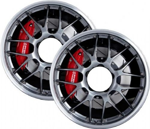 CHROME ALI EFFECT Wheelchair Spoke Guards